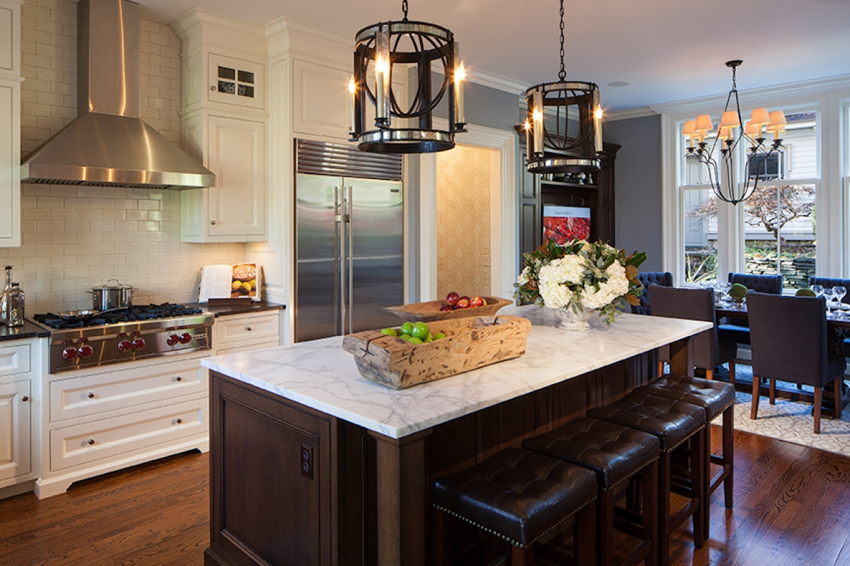 Edgehill Victorian Kitchen Reimagined