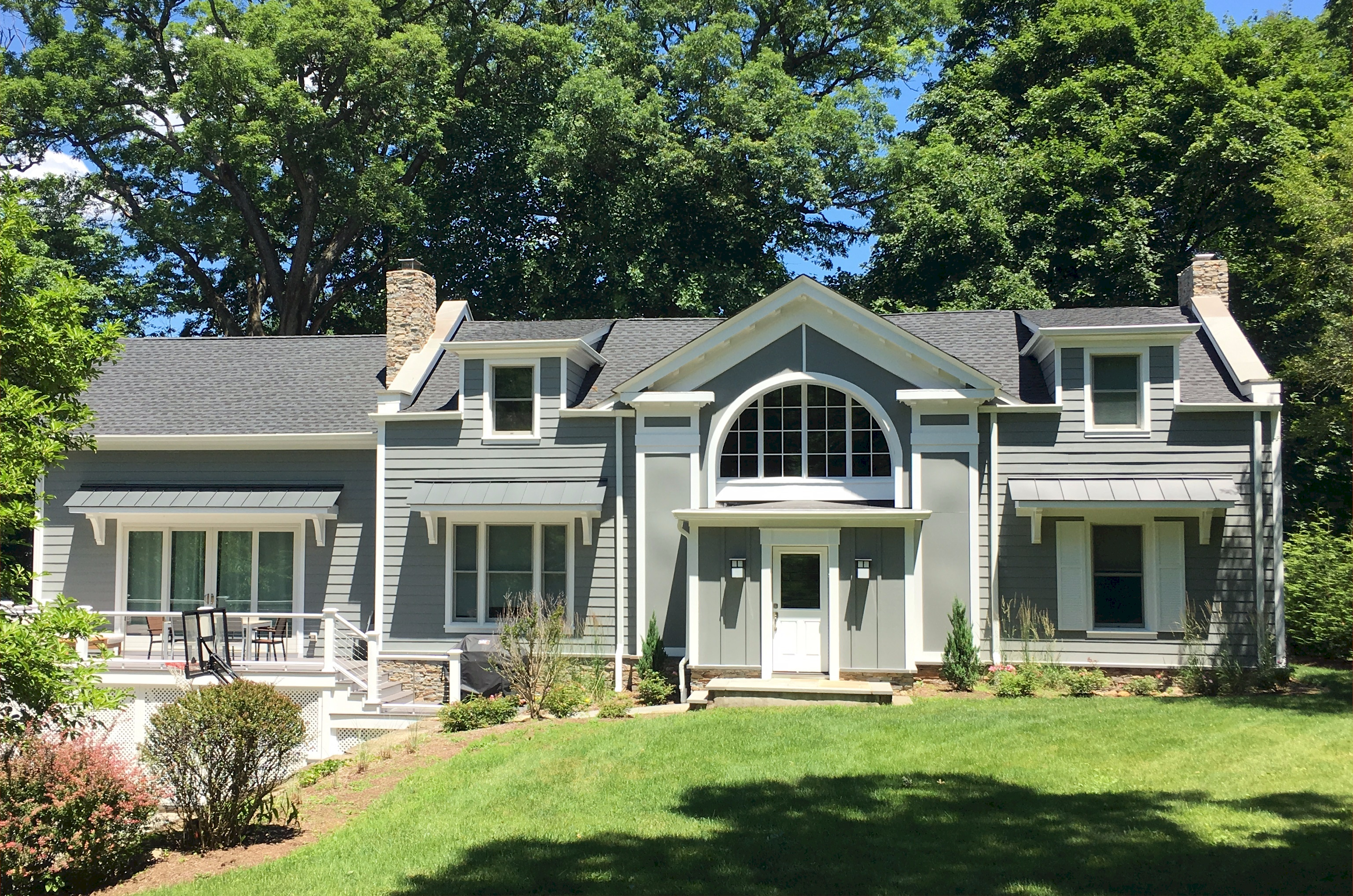 Summit, NJ - Estate Carriage House Restored